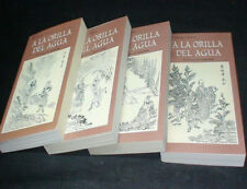 Outlaws of the Marsh (Set 4 Vol.) (Spanish)