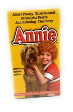 Annie - Broadway Tribute Edition Vhs - 1982