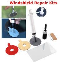 Car Windshield Windscreen Glass Scratch Chip Crack SET Car Repair Tool DIY Kit
