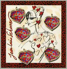 Bloc Feuillet BF93 - Saint Valentin - Cœurs 2006 - J.-L. Scherrer - 2006