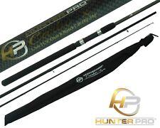 11ft Carbon Carp Float Match Fishing Rod. Hunter Pro inc. Cloth Bag