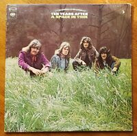 "TEN YEARS AFTER 1971 A Space In Time 12"" Vinyl LP Columbia 30801"