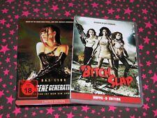 BITCH SLAP & THE GENE GENERATION-DVD-Set-Doppel-D Edition-BAI LING-Steelbook