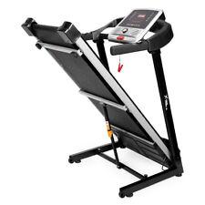 Folding 1800W Fitness Treadmill Fitness Running Jogging LED Display Machine