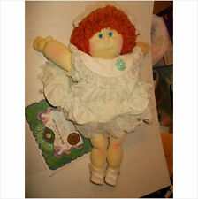 SOFT SCULPTURED CABBAGE PATCH doll! NACOOCHEE VALLEY EDITION! 1996!