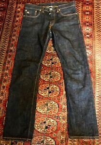 RRL slim fit jeans 34