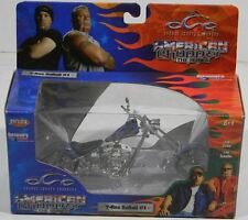 American Choppers The Series Die Cast T-Rex Softail #1 Orange County 1:18 Scale