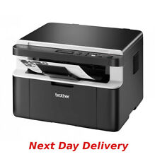 Professional  Brother DCP-1612W Wireless Mono Laser Printer for Home & Office