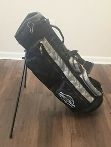 Callaway Big Bertha Stand/Carry  Golf bag with 4 way dividers Includes Cover