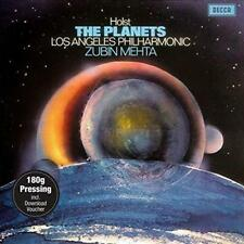 "Zubin Mehta Los Angeles Philhar - Holst: The Planets (NEW 12"" VINYL LP)"