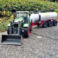 Rc Ferngesteuerter kabellose Traktor mit Anhänger Rayline RT01F Nutzfahrzeug