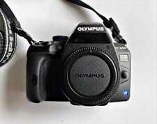 Olympus E-600 12.3MP Digital SLR Camera Body + Bag + Memory Card