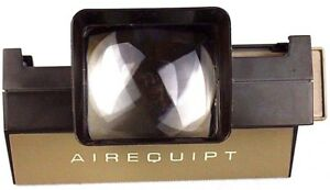 Airequipt battery operated Automatic 2x2 inch Slide Viewer for 35mm slides