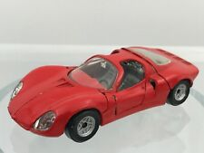 POLITOYS ALFA ROMEO 33 BERLINETTA MADE IN ITALY 1/43 Nº M-11