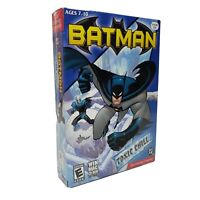 Batman: Toxic Chill (Windows/Mac, 2003) Factory Sealed PC Video Game Big Box DC
