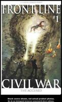 Civil War: Front Line 1 Marvel 2006 FN 2nd Print