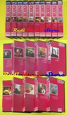 Film Lot 10 VHS Dekalog 1990 L'Messeinheit Kino 1-10 Nicht Töten (F62) No DVD
