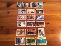 Lot of 19 Trading Cards - 1980 Topps Star Wars THE EMPIRE STRIKES BACK Series 1