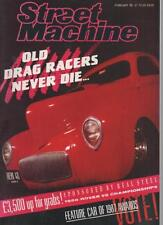 STREET MACHINE MAGAZINE  FEBRUARY 1988  DRAG RACERS   LS