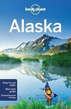 Lonely Planet Alaska (Travel Guide)-ExLibrary