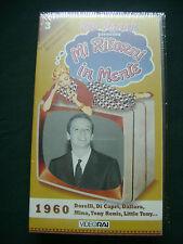VIDEO RAI RARA VHS_DORELLI-MINA-ARIGLIANO-DE PALMA-MODUGNO-CETRA-VINCENT_SEALED