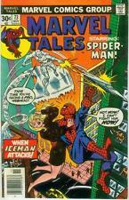 Marvel Tales # 73 (réimpressions Amazing Spiderman # 92) (États-Unis, 1976)