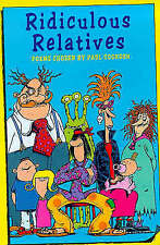 Ridiculous Relatives, New, Paul Cookson Book