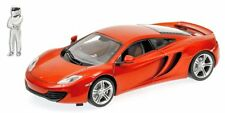 Minichamps Pm519101330 MC Laren Mp4-12c Top Gear 2011 Orange W/figure 1 18 Model
