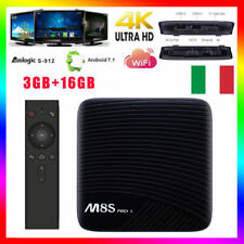 M8S PRO L ATV Amlogic S-912 Octa Core 4K*2K 3GB+16GB Android 7.1 TV BOX WIFI OTA