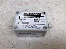 Sensotec 060-6827-01 In-Line Amplifier 24-32 VDC In +/- 5 VDC Out 060682701