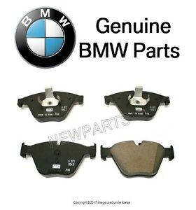 For BMW F06 640i GC F10 535d F12 640i xDrive Front Brake Pad Set Genuine