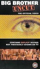 Big Brother - Uncut - The Official Video (VHS, 2000)