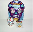 SQUISHUMS SKULL SERIES SLOW RISE SQUISHY WHITE SINGLE TOCI LOOSE