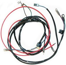 1958-62 Corvette Engine Wiring Harness. NEW Reproduction. Man Transmission Only