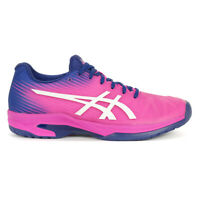 ASICS Women's Solution Speed FF Pink Glow/White Tennis Shoes 1042A002.700 NEW