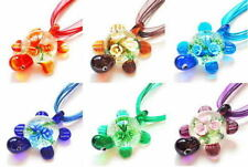 Fantasy Glass Fashion Necklaces & Pendants