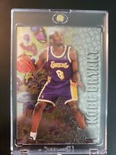 1996-1997 Fleer Metal Kobe Bryant Rookie Card #181Mint 🔥👀🏀!!