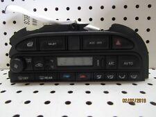 1998 1999 2000 2001 2002 2003 2005 Jaguar XJ8 AC Climate Control Unit Switch
