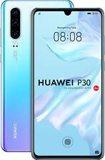 Huawei P30 128GB 6GB RAM DUAL Sim Breathing Crystal, NEU Sonstige
