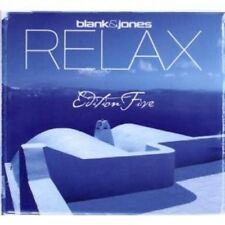 BLANK & JONES - RELAX EDITION FIVE 2 CD NEW