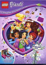 LEGO FRIENDS  l'INTEGRALE DE LA SAISON 1  INCLUS UN JEU LEGO FRIEDS   080416180