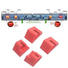 4x Kofferraum Heckklappen Griff Reparatur Clips Für Nissan QASHQAI 2006-2013