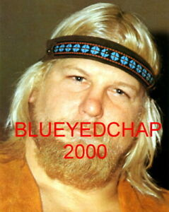 STAN HANSEN WRESTLER  8 X 10 WRESTLING PHOTO WWF NWA