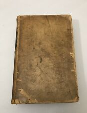 1874 Dunglison'S Dictionary Of Medical Science Antique Leather Medicine Surgery