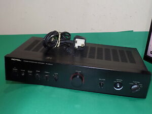 ROTEL Integrated Amplifier Amp Stereo RA-930AX MKII Phono Black Working