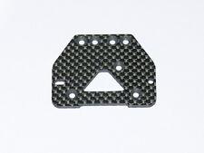 Link Supporto servoplatte in carbonio per Axial ax10 Honcho scx10 WRANGLER Dingo NUOVO