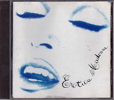 CD 14T MADONNA EROTICA DE 1992