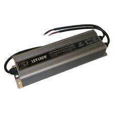 LED Trafo IP67 230V->12V 8,3A / 1-100W WASSERFEST / Treiber Vorschaltgerät Leds