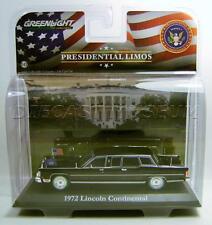 1972 '72 LINCOLN CONTINENTAL REAGAN GREEN MACHINE CHASE CAR PRESIDENTIAL LIMOS