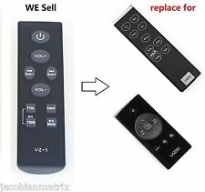 Vizio Universal Sound Bar Remote Control For All Vizio Sound Bar Home Theater